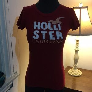 Hollister T-shirt, gently used
